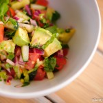 Avocado Pico-De-Gallo